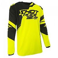 [해외]SHOT Claw Jersey Yellow Fluo