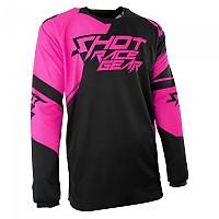 [해외]SHOT Claw Jersey Pink Fluo