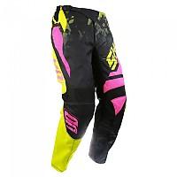 [해외]SHOT Squad Pants Lime / Pink Fluo