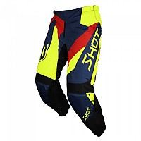 [해외]SHOT Alert Pants Blue / Red / Neon Yellow