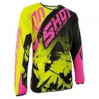 [해외]SHOT Squad Jersey Lime / Pink Fluo
