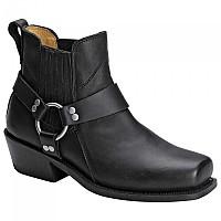[해외]SPIRIT MOTORS Classic Leather Boots Short 1 0 Black
