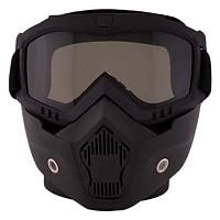 [해외]STORMER R Mask Black
