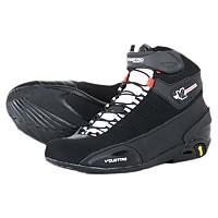 [해외]VQUATTRO Supersport Vented Shoes Black / White