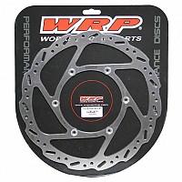[해외]WRP Fixed Front Disc 270 mm Yamaha YZ/YZF/WRF 2016-2018 Silver