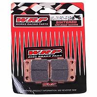 [해외]WRP F4R Off Road Front/Rear Brake Pads