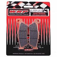 [해외]WRP F4R Off Road Front Brake Pads