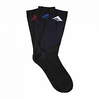 [해외]EMERICA Pure Sock 3 Pack Assorted