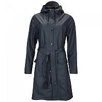 [해외]RAINS Curve Jacket Blue