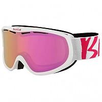 [해외]볼레 Sierra S-M White / Pink
