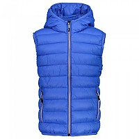 [해외]CMP Boy Vest Zip Hood Royal