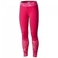 [해외]컬럼비아 Trulli TrailsPrinted Legging Girls Haute Pink/Haute Pink Palms