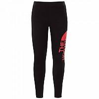 [해외]노스페이스 Girl´s Cotton Blend Legging Big Logo TNF Black