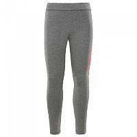 [해외]노스페이스 Girl?´s Cotton Blend Legging Big Logo TNF Medium Grey Heather