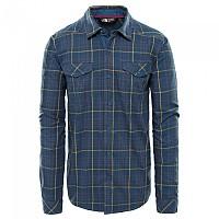 [해외]노스페이스 L/S Lodge Shirt Shady Blue Plaid