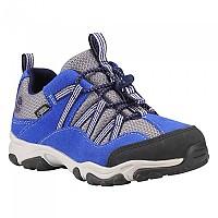 [해외]팀버랜드 Trail Force Leather Fabric Goretex Toddler Nebulas Blue