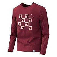 [해외]트랑고월드 Loma T-shirt Garnet