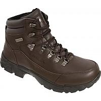 [해외]TRESPASS Bergenz Hiking Boot Youth Brown