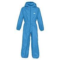 [해외]TRESPASS Button Rain Suit Cobalt