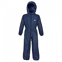 [해외]TRESPASS Button Rain Suit Navy Blue