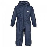 [해외]TRESPASS Button Babies Rain Suit Navy Blue