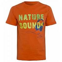 [해외]바우데 Fin T Shirt Boys Orange
