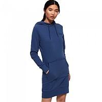 [해외]슈퍼드라이 Orange Label Sweat Dress Vintage Denim