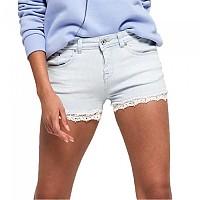 [해외]슈퍼드라이 Denim Lace Hot Stripe Lace