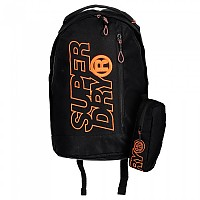 [해외]슈퍼드라이 Zac Freshman Backpack Black Hazard