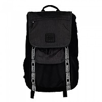 [해외]슈퍼드라이 Super Semester Backpack Dark Marl Ripstop