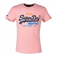 [해외]슈퍼드라이 Vintage Logo Tri Bliss Pink