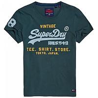 [해외]슈퍼드라이 Shirt Shop Duo Mid Dark Petrol