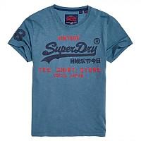 [해외]슈퍼드라이 Shirt Shop Duo Mid Antique Blue
