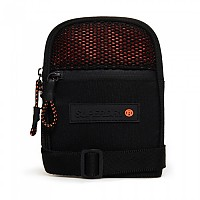 [해외]슈퍼드라이 Sport Pouch Black / Orange