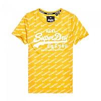 [해외]슈퍼드라이 Vintage Logo Sport Aop Spectra Yellow