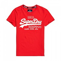 [해외]슈퍼드라이 V Logo Code Shimmer Festive Red