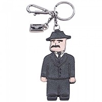[해외]돌체앤가바나 Plaque Keyholder Black
