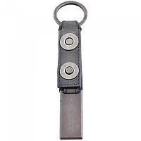 [해외]돌체앤가바나 Logo Key Holder Dark Grey