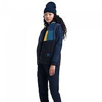 [해외]허쉘 Sherpa Vest Black / Black