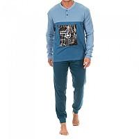 [해외]KISSES&LOVE KL30064 Pyjamas L/S Blue / Marine