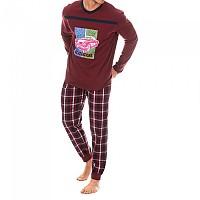 [해외]KISSES&LOVE KL30065 Pyjamas L/S Red