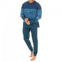 [해외]KISSES&LOVE KL30069 Pyjamas L/S Marine / Ocean Blue