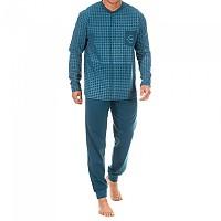 [해외]KISSES&LOVE KL30070 Pyjamas L/S Ocean Green