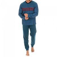 [해외]KISSES&LOVE KL30071 Pyjamas L/S Blue Stripes / Marine