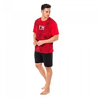 [해외]KISSES&LOVE KL30080 Pyjamas S/S Red / Black