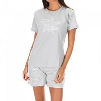 [해외]KISSES&LOVE KL45060 Pyjamas S/S Grey