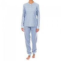 [해외]KISSES&LOVE KL45074 Pyjamas L/S Blue / Red