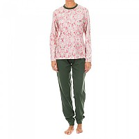 [해외]KISSES&LOVE KL45079 Pyjamas L/S Floral / Green
