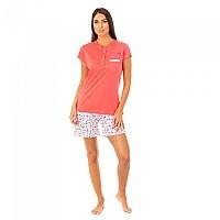 [해외]KISSES&LOVE KL45089 Pyjamas S/S Coral