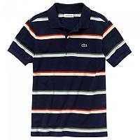 [해외]라코스테 Striped Cotton Navy Blue / Multicolor